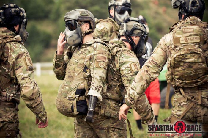 Legless Guy at Spartan Race  (7 pics)