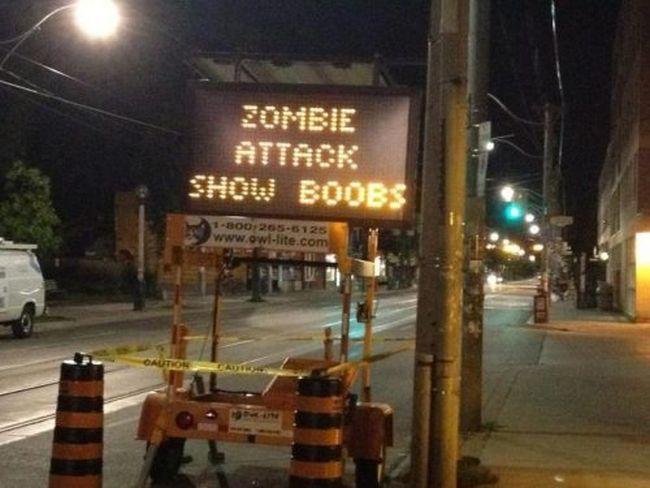 New WTF Signs (30 pics)