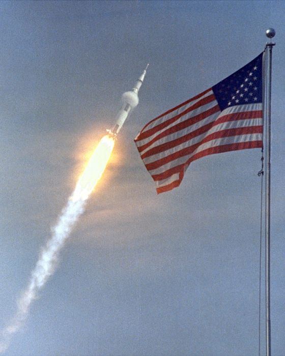 Apollo 11 and the Moon Landing (87 pics)