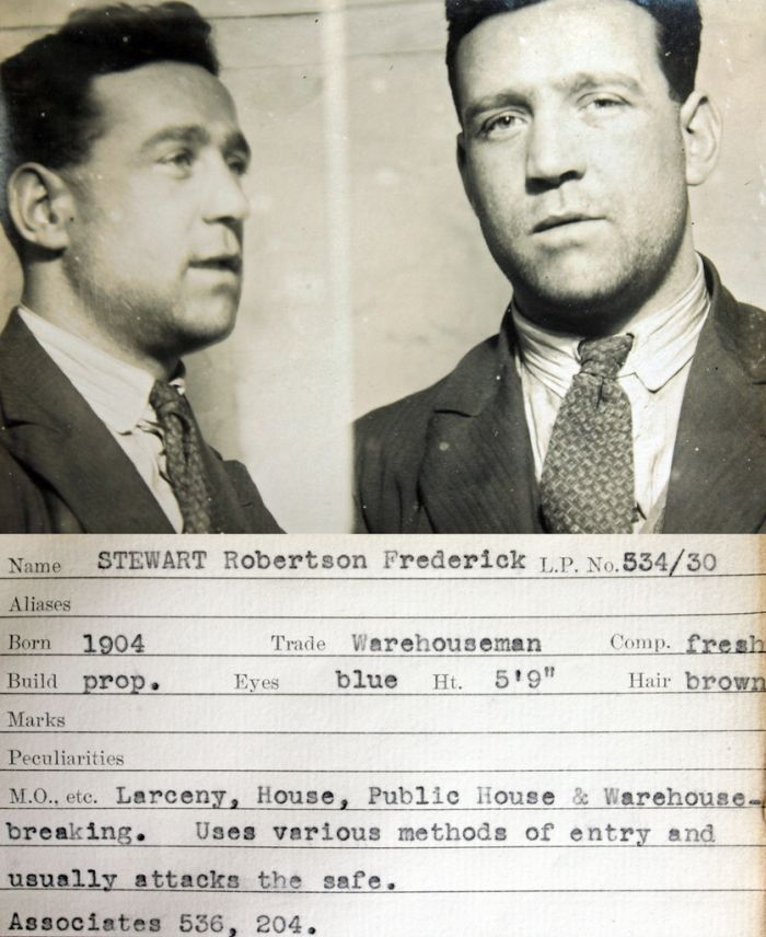 Criminals of the 1930's (31 pics)
