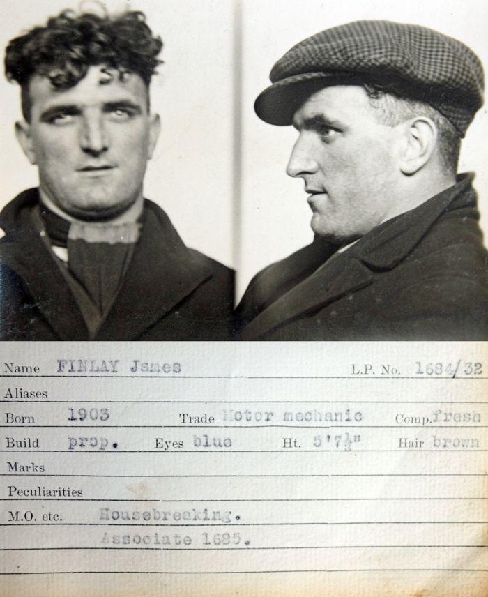 Criminals of the 1930's (31 pics)