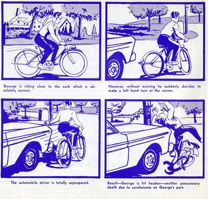 1969 Bike Safety Manual (17 pics)