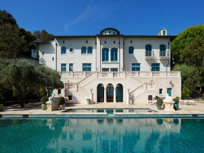 Robin Williams' House in California (7 pics)