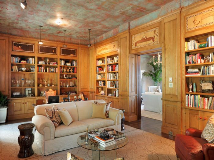 Robin Williams' House in California (7 pics)
