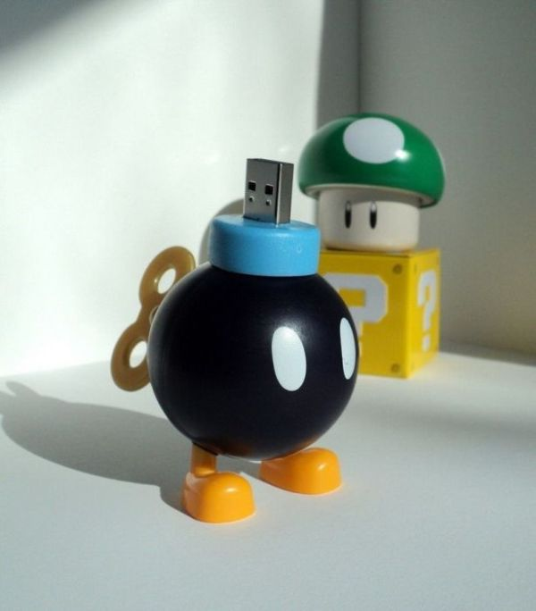 Creative USB Sticks (103 pics)