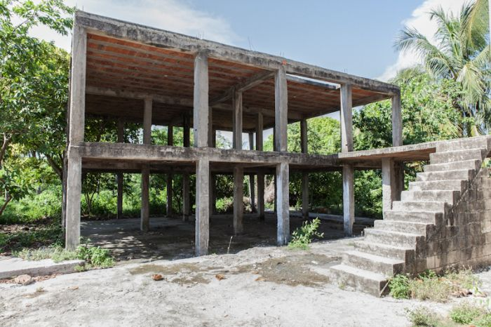 Abandoned Islands of Colombian Drug Lords (34 pics)