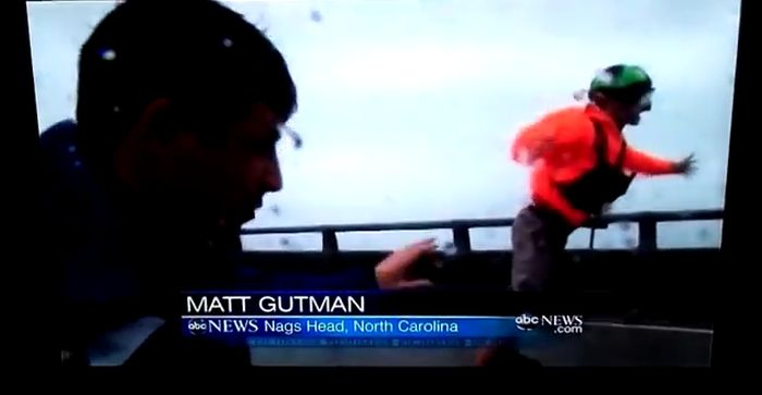 The Ultimate Hurricane Reporter Fails Compilation