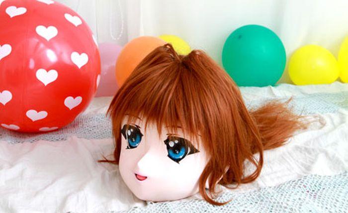 Japanese Model Anna Amemiya (15 pics)