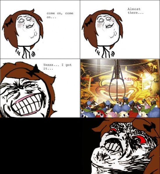 Rage Comics (45 pics)