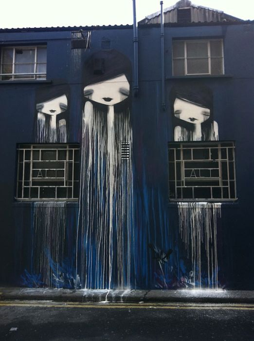 Beautiful Street Art Murals (30 pics)
