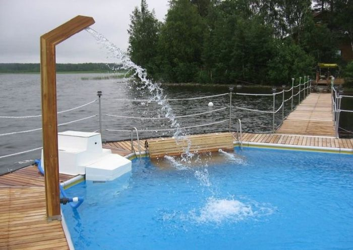 Water Pools that Can Be Placed Anywhere (49 pics)