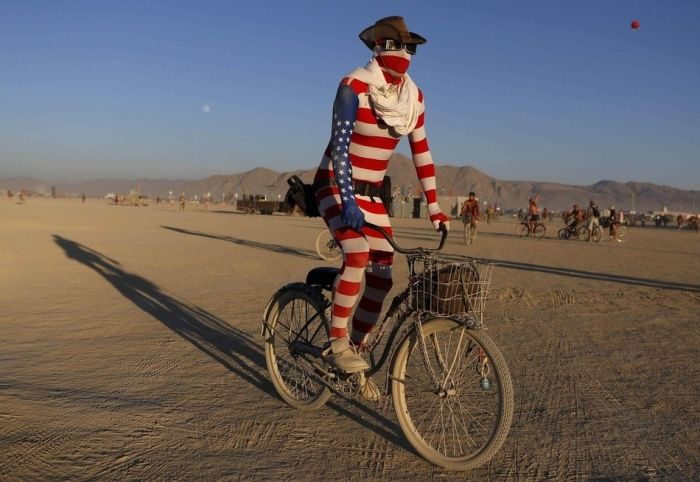 People of Burning Man (26 pics)