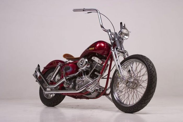 Choppers from Texas by Strokers Dallas (66 pics)