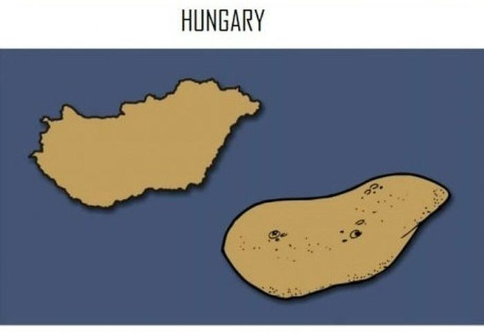 This Is What European Countries Look Like (23 pics)