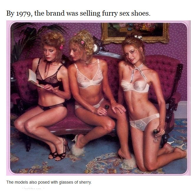 Victoria's Secret Then and Now (13 pics)