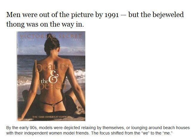 Victoria's Secret Then and Now (13 pics)