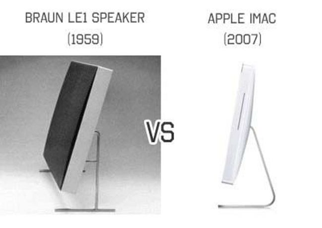 Braun vs Apple (5 pics)