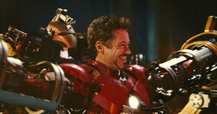 Iron Man 2 Behind the Scenes (22 pics)