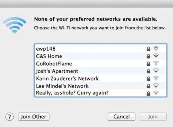 Communicating via Wi-Fi Network Names (14 pics)