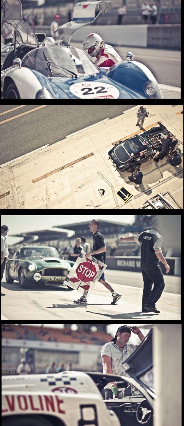 Pit Stops (60 pics)