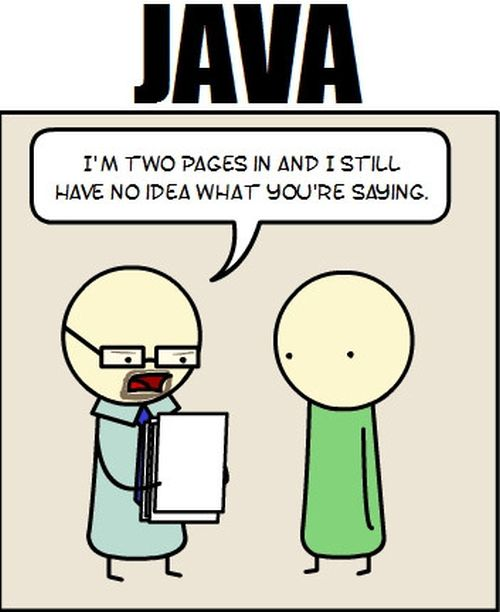 Essays Written in Programming Languages (8 pics)