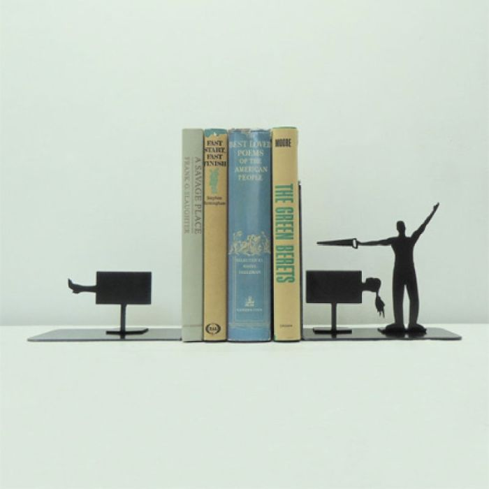 Creative Bookends (34 pics)