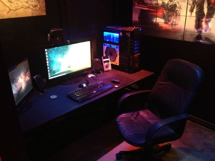 Home Server/Games Room (33 pics)