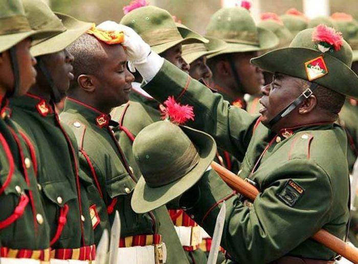 Hilarious Army Photos. Part 3 (67 pics)