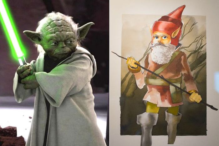 Movie Character Concepts (17 pics)