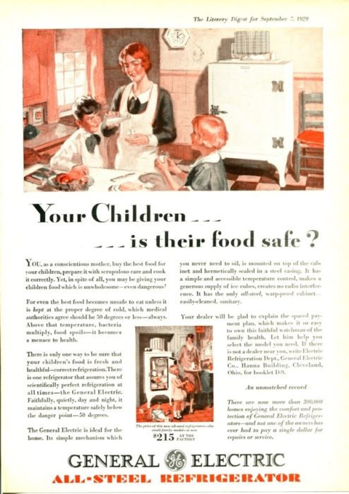 GE Ads of the Last 100 Years (45 pics)