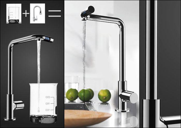 Creative and Conceptual Faucets (15 pics)