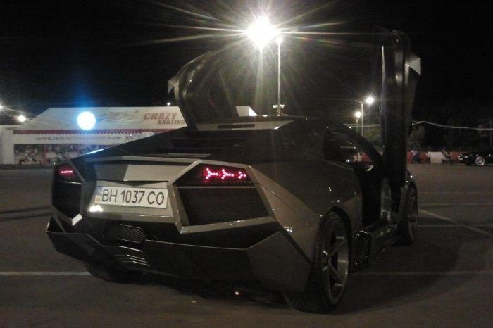 Self Made Lamborghini (67 pics)
