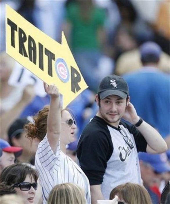 Crazy Sports Fans (41 pics)