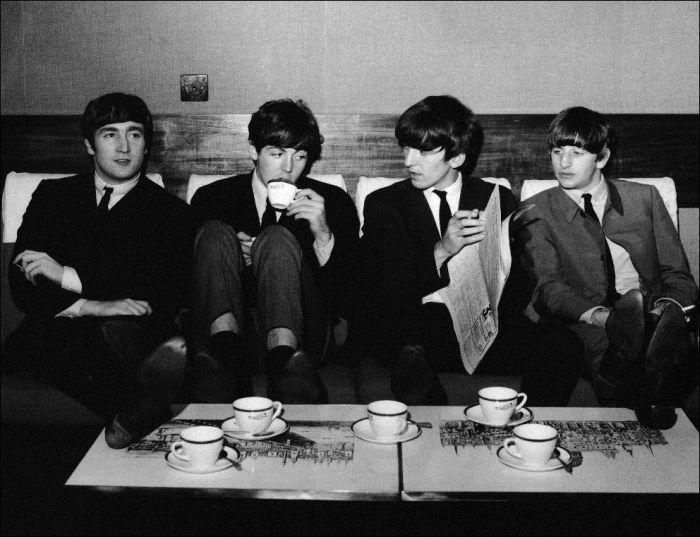 The Beatles (42 pics)