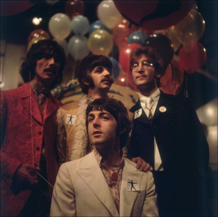 The Beatles (42 pics)