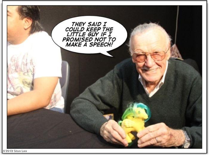 Stan Lee (5 pics)