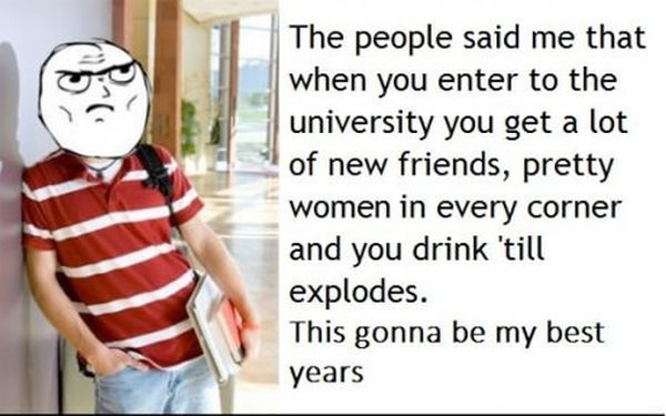 College (9 pics)