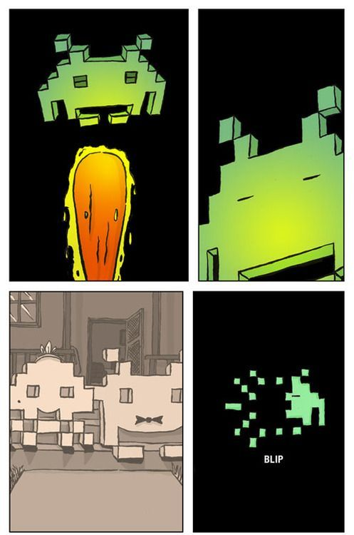The Invader (10 pics)
