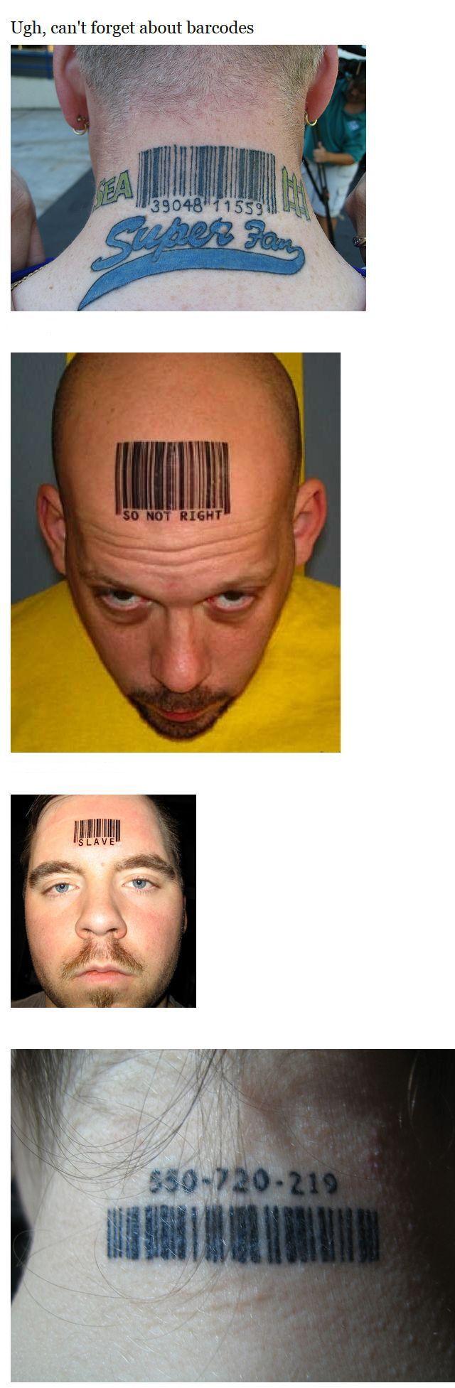 Types of Nerdy Tattoos (8 pics)