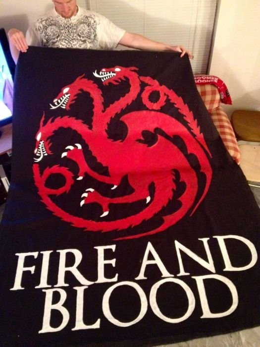 A Song of Ice and Fire Banners (18 pics)