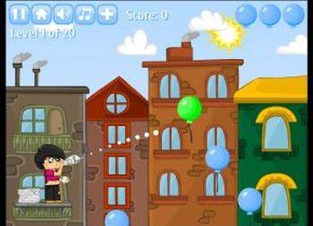 Bob's Balloons!