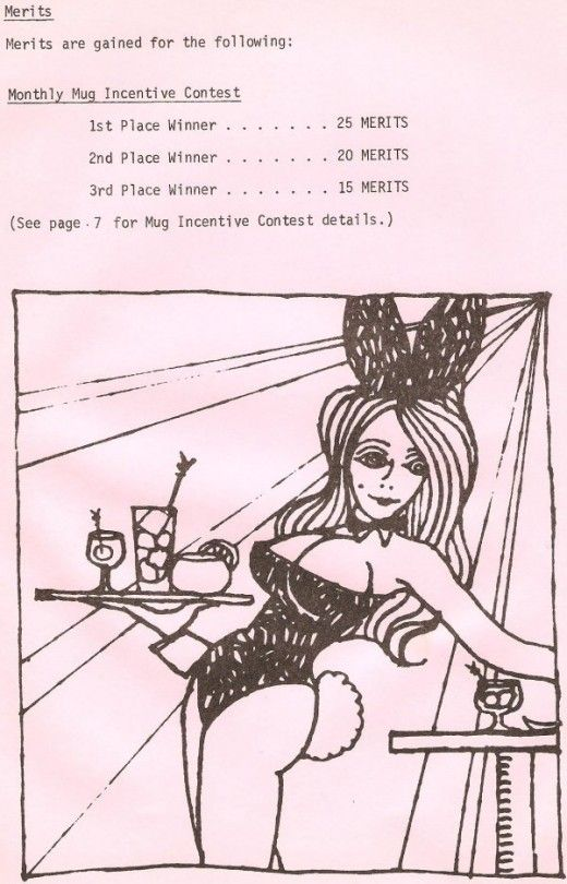 The Playboy Club Bunny Manual (26 pics)