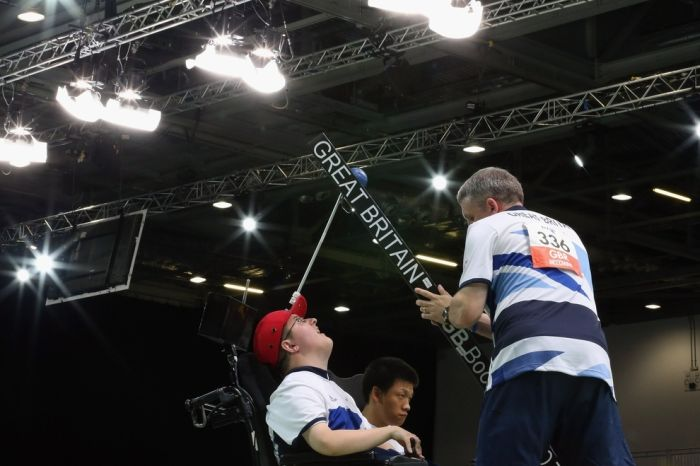 Las mejores fotos de los Paralimpicos 2012. Paralympic_07