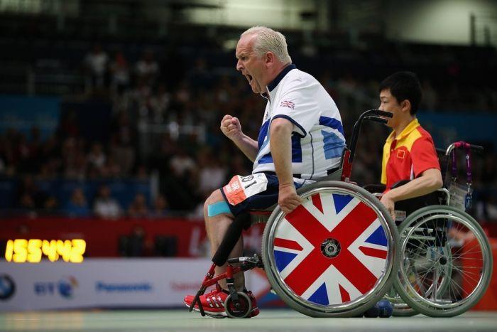 Las mejores fotos de los Paralimpicos 2012. Paralympic_15