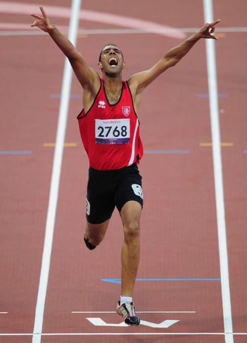 Las mejores fotos de los Paralimpicos 2012. Paralympic_16