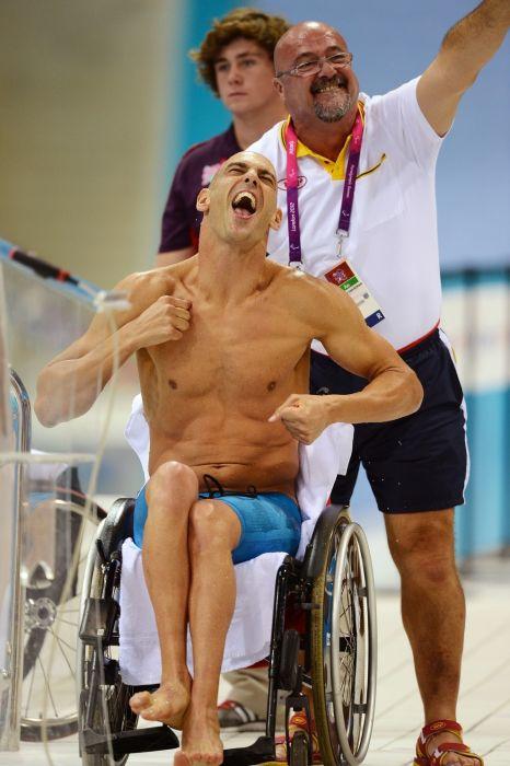 Las mejores fotos de los Paralimpicos 2012. Paralympic_21