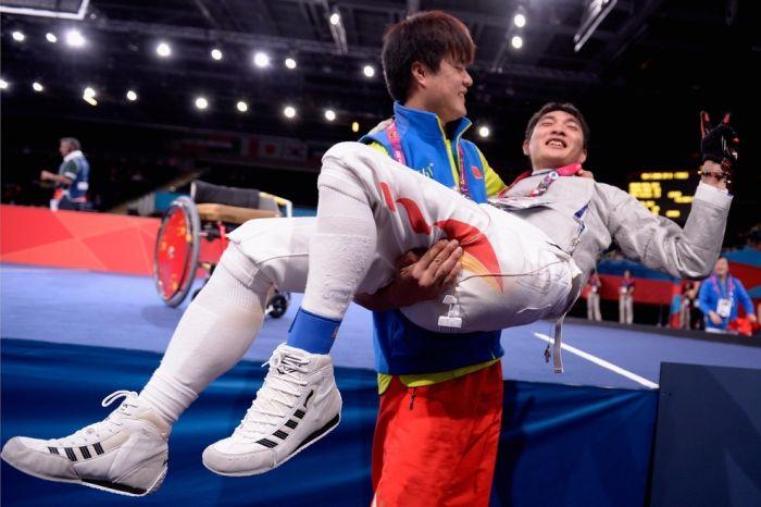 Las mejores fotos de los Paralimpicos 2012. Paralympic_23