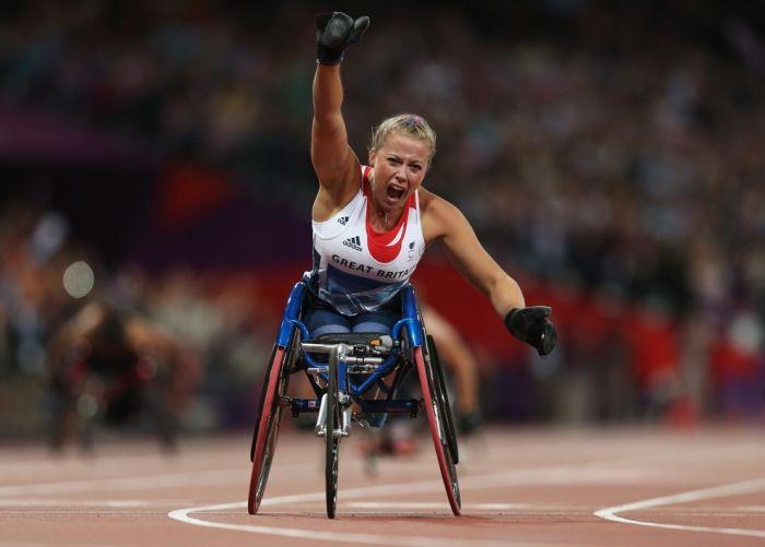 Las mejores fotos de los Paralimpicos 2012. Paralympic_24