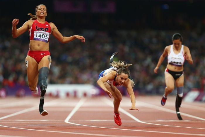 Las mejores fotos de los Paralimpicos 2012. Paralympic_25