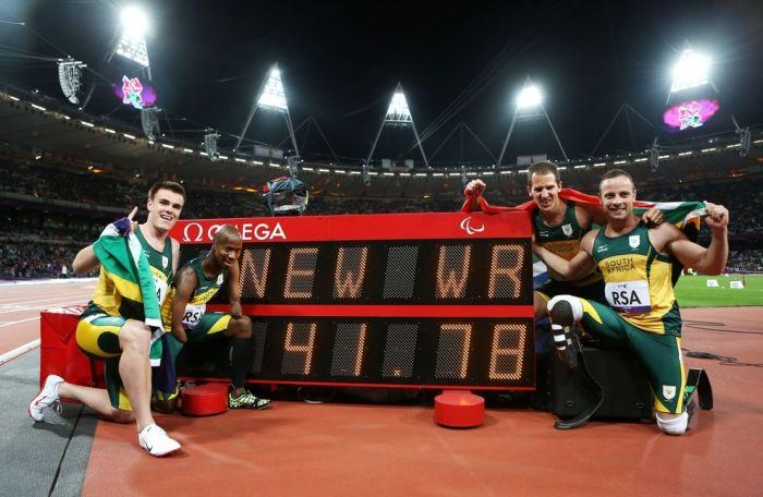 Las mejores fotos de los Paralimpicos 2012. Paralympic_27